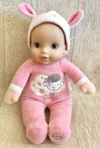 """Baby Annabell Zapf Creation My First Baby Doll 12""""  Rattle Soft Body Sheep"""
