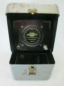 Vintage Herter's Fish & Bottom Indicator locater flasher model 125D