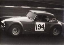 MG MIDGET RACING AT BRANDS HATCH 15/4/68 PHOTOGRAPH.