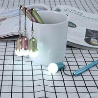 Light Bulb Neutral Pen 0.5mm Black Ink Gel Pen Office Writing Stationery Gift