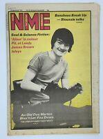 NME 15 September 1979 Undertones PIL James Brown Isleys