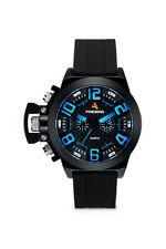 Colibri Firebird Aras Men's Watch Blue Black FB105 Closeout SALE
