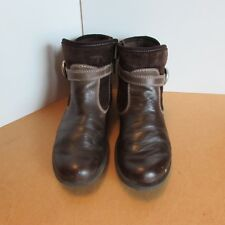 Josef Seibel Brown suede leather Ankle boots size 4