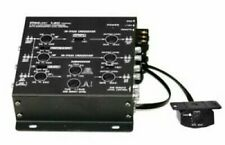 Deejay Led TBHMCD361 Vehicle Multi-Amplifier Crossover with RCA inputs and outp.