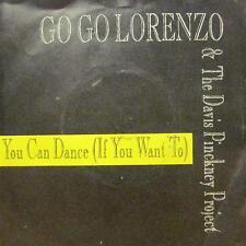"""Go Go Lorenzo(7"""" Vinyl P/S)You Can Dance-POSP 836-65-VG+/Ex"""