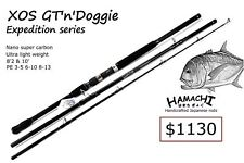 2017 HAMACHI 10' XOS GT'n'Doggie Exp 30 - 50lb Japanese spin popper fishing rod