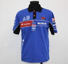 Genuine Suzuki Adult BSB 2017 Team Polo Shirt