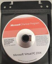 Microsoft Virtual PC 2004 mit 10 Product keys
