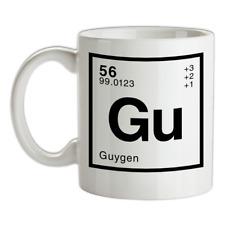 GUY - Periodic Element Mug - Surname - Family - Name - Tea - Coffee
