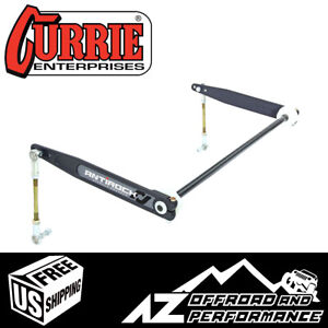 Currie AntiRock Front Sway Bar Kit w/ Steel Arms 1997-2006 Jeep Wrangler TJ LJ