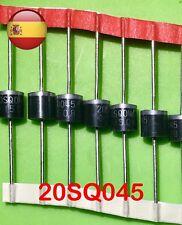 20SQ045 Diodo 20A 45V rectificador schottky IC envío rápido desde España