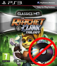 ratchet and clank trilogy PS3