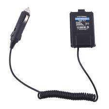 12V BAOFENG UV-5R Car Charger Battery Eliminator Adapter For UV 5R UV-5RE Plus