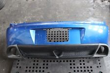 JDM 03 11 MAZDA RX-8 OEM REAR BLUE BUMPER COVER ONLY