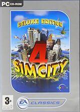 Sim City 4 Deluxe Edition Game (Classics) PC