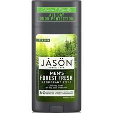 Jason Natural Products Forest Fresh Roll-On Deodorant Stick, 2.5 oz