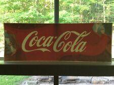 Coca Cola Collectible Cooler Door Decal