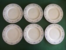 "Minton Bellemeade - 6 Lunch Salad Starter Dessert Plate - 8"" or 20.5 cm"