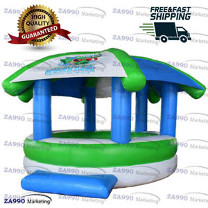 13ft Commercial Inflatable Floating Water Tent With Air Pump