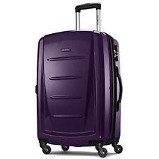 """Samsonite Winfield 2 Fashion HS Spinner 24"""" - Purple"""