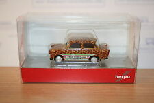 Herpa 027663, Trabant 601 S, Giraffe, Trabi-World, Modell 3 , neu, OVP