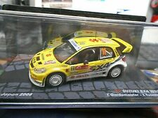 SUZUKI SX4 WRC Rallye Monte Carlo 2008 #11 Gardemeister Helix IXO Altaya S 1:43