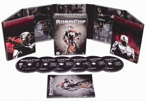 Robocop - The Series ( 6 DVD Box Set) New Ex.display.
