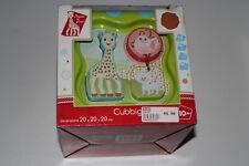 Cubbig Sophie la girafe 5 faces de jeu