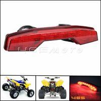 Motocross ATV Rear LED Tail Brake Taillight Assembly For Suzuki LTR450 All Year
