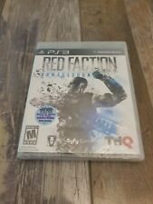 Red Faction: Armageddon PS3 Video Game (Sony Playstation 3) NEW SEALED