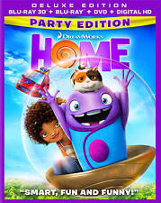 Home Blu-ray 3d New DVD! Ships Fast!