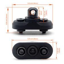 Keymod Sling Swivel Stud Mount Rail Attachment Adapter For KeyMod Handguard Rail