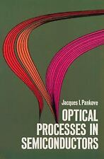 Dover Books on Physics: Optical Processes in Semiconductors by Jacques I....