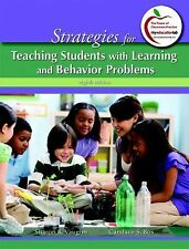 Strategies for Teaching Students with Learning and Behavior Problems by...