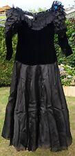 Robe de Soiree Vintage Haute Couture Jean Louis Scherrer - Paris