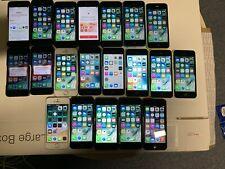 Lot of (20) iphone 5- 5c- 5s