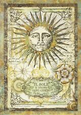 Rice Paper for Decoupage Decopatch Scrapbook Craft Sheet Alchemy Sun