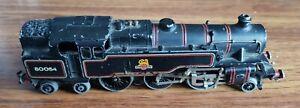 Hornby Dublo 3 Rail - L4 Class 4MT Standard Tank 80054 in BR Lined Black