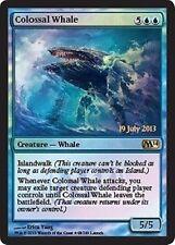 MTG M14 - Colossal Whale *FOIL* Promo (x4) - Mint