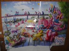 #7554 My Little Pony Mail Order Poster, Bracelet, Love Wishes & Sunshimmer Pony