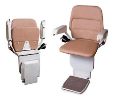 STANNAH 400 STAIRLIFT POWERED HINGE RAIL WITH 12 MTHS GUAR: MOBILITY EQUIPMENT