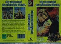 (VHS) Der Untergang des Römischen Reiches - Sophia Loren, Stephen Boyd (1964)