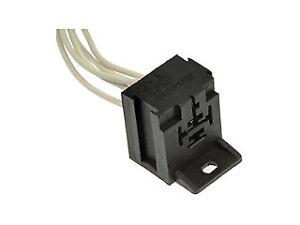 Fits Hyundai Elantra 1992-1995 Electrical Connector-AC Relay; A/C Relay Conn
