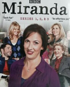 MIRANDA: COMPLETE TV COLLECTION SERIES 1, 2, 3 + CHRISTMAS SPECIALS DVD BOX SET