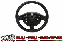 Genuine Holden 2004 TS Astra Black Leather Steering Wheel With Controls - KLR