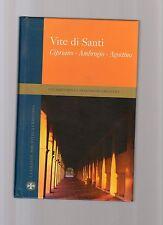 Cipriano-Ambrogio-Agostino   -Vite di Santi - nuovo