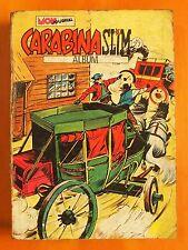 Album 27 Carabina Slim. Numéros 105-106-107-108 de 1976 - Mon Jounal