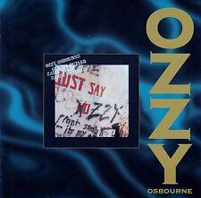 OZZY OSBOURNE : JUST SAY OZZY / CD (EPIC EPC 481517 2) - NEU