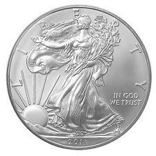 2013 US Mint American Silver Eagle $1 Dollar Unc Coin