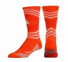 ADIDAS Climalite Traxion Speed Mesh Cushioned Crew Socks Men's Size M (6.5-9)